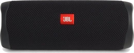 Колонка JBL Flip 5, черный фото