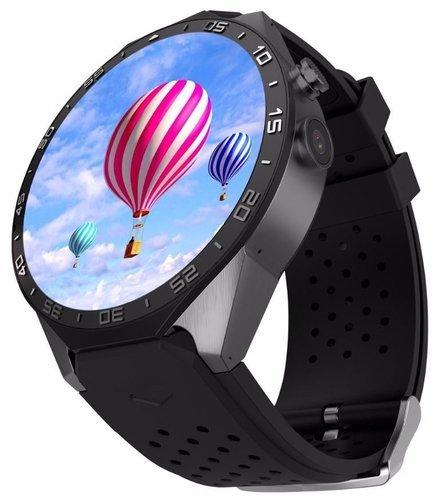 Умные часы KingWear KW88, черные фото