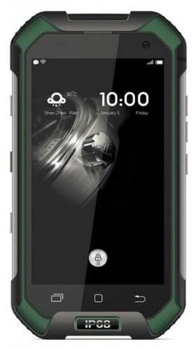 Смартфон Blackview BV6000 Green (Зеленый) фото
