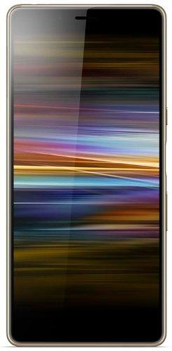 Смартфон Sony Xperia L3 (I4312) Золотистый фото
