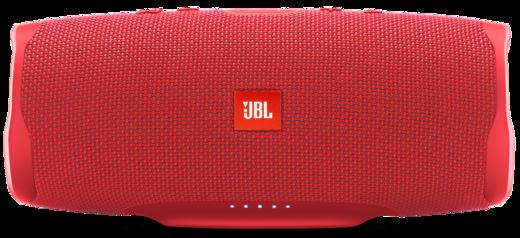 Колонка JBL Charge 4, красный фото