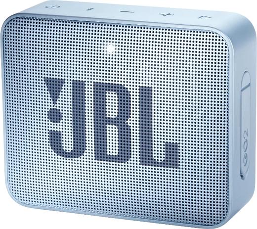 Колонка JBL GO 2, голубой фото