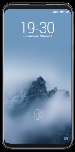 Смартфон Meizu 16 th 6/64GB Black (Черный) Global Version фото