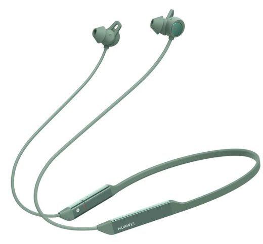 Наушники Huawei FreeLace Pro, зеленый фото