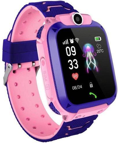 Детские умные часы Z5 GPS, розовый фото